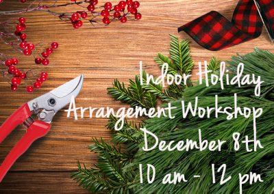December 8th, 2018 – Workshop is Full!