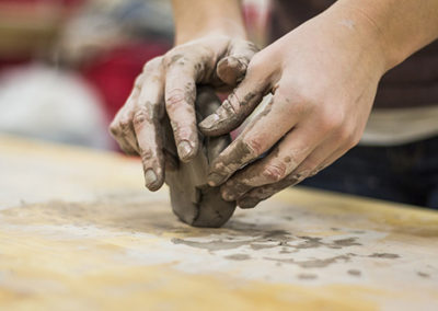 March 21st, 28th, & April 4th, 2018 – Pottery Class in Three Parts
