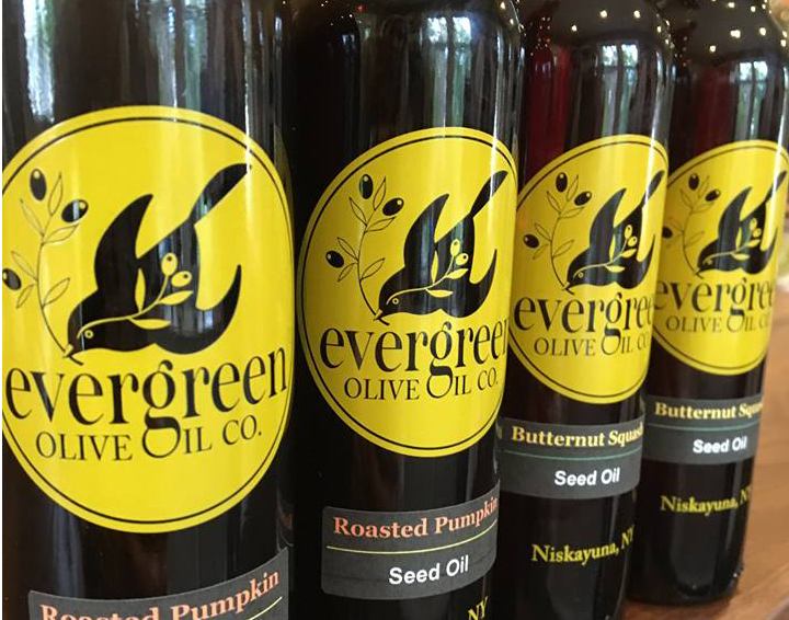 November 4th, 2017 – Olive Oil & Vinegar Pairings – A Tasting Event by Evergreen Olive Oil Company