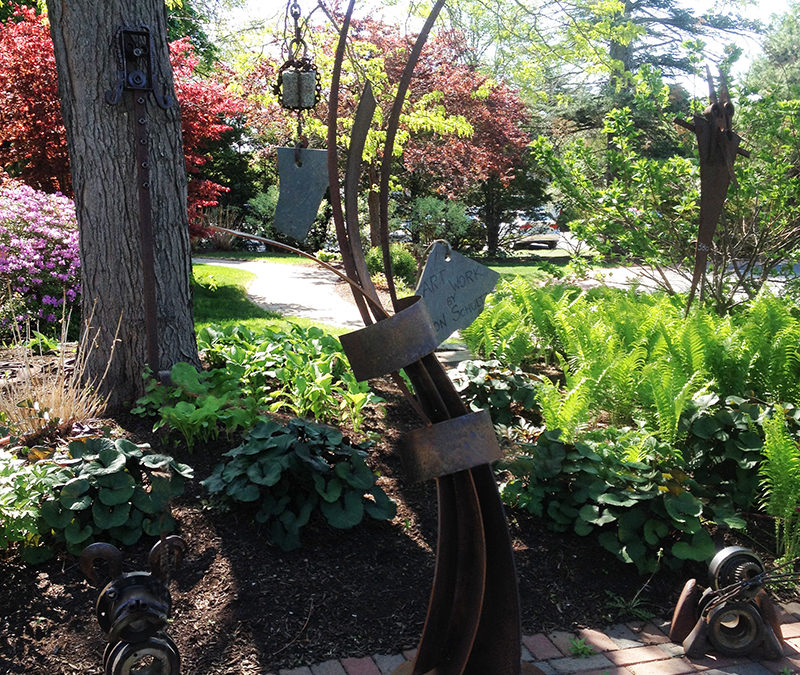 Art in the Garden – Jason Schultz