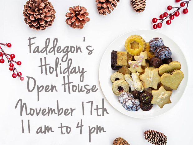 November 17th, 2018 – Holiday Open House